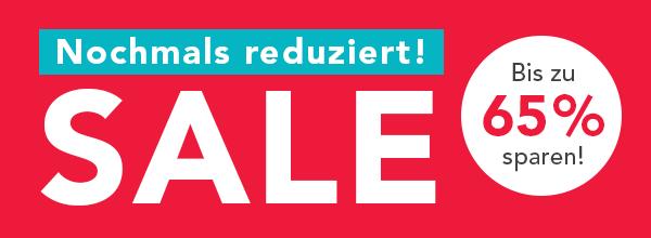 Der Sale geht weiter bei jako-o.de - bis zu 65% reduziert